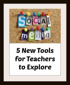 5 New Social Media Tools to Explore