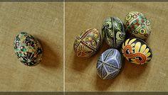 Easter hobby, Ukrainian Easter eggs