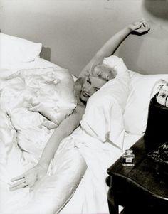 Marilyn Monroe photographed by Bob Beerman, 1953. -