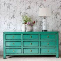 Amelie Chest of Nine Drawers