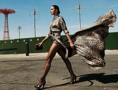 visual optimism; fashion editorials, shows, campaigns & more!: emociones fuertes: irina shayk by paola kudacki for vogue spain september 2014