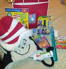 Cat In The Hat Kids Loot Bag Experience Events