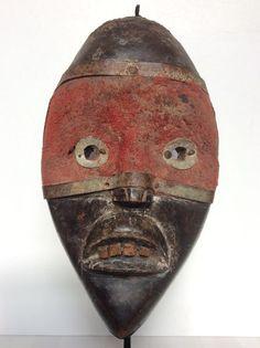 Facial mask - DAN / GUERZE - KONO - Guinea