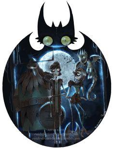 Happy Halloween! by RaideDeviant
