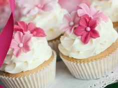 Lekker cupcakes gemaakt