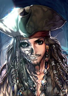 Pirates of the Caribbean by Kawacy