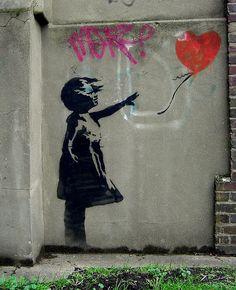 Banksy Hackney