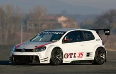 Good looking VW GTI - wondering if I could pimp my GTI so it looks like that! Nobody calls me a soccer mom!!