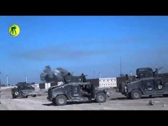 Iraqi Special Forces Offensive On Ramadi