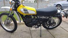 eBay: eBay: YAMAHA DT400B 1974 CLASSIC RETRO 2 STROKE #motorcycles #1970s