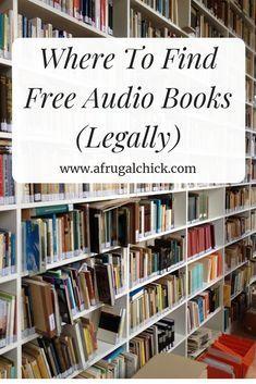 Audio Books For Kids, Books For Teens, Websites To Read Books, Books To Read, Free Books, Free Audio Books, Audio Book Reader, Book Lists, Reading
