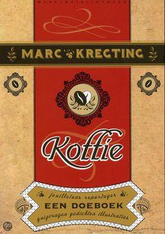 Koffie, een doeboek. Marc Kregting. Canning, Prints, Home Canning, Printmaking