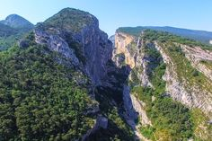 La France à gorges déployées
