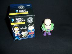 Funko Mystery Minis Lex Luther DC Super Heroes Vinyl Figure 1/24 Ratio