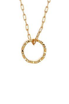 Gorjana | Zigzag Long Necklace | Nordstrom Rack