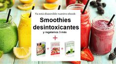 Smoothies rojos para desintoxicar el organismo Papaya Smoothie, Fruit, Slim Down Drink, Smoothie Recipes, The Fruit