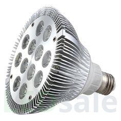 12W E27 LED Vokse Lys