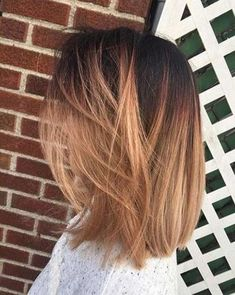 Trendy ombre hair coloring that must you try 6
