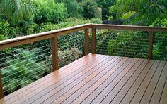 Stainless Steel Deck Railing Kit