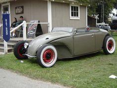 Vw Rat Rod, Volkswagen, Hot Rods, Antique Cars, Vehicles, Porsche, Audi, Vw Bugs, Beetles