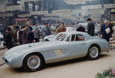 1954 Ferrari 375 by Pinin Farina