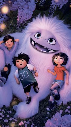 Abominable Movie 2019 Characters HD Mobile, Smartphone and PC, Desktop, Laptop wallpaper resolutions. Iphone 7 Wallpapers, Wallpaper Iphone Disney, Laptop Wallpaper, Cute Wallpapers, Wallpaper Animes, More Wallpaper, Wallpaper Backgrounds, Animal Wallpaper, Big Heroes