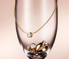 Verführerisch schön: Vergoldete Silber- #Kette für €44,95 bei #Tchibo