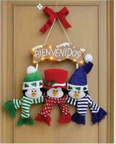 Ideas Manuales: Decoraciones que Puedes hacer para tu Casa esta Navidad