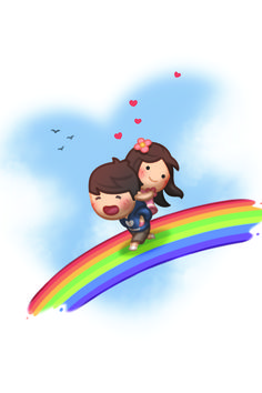 Good Morning Mi baby :* MUAH!!!!!! Kisses all over :*