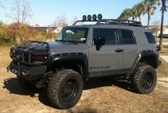 Toyota Fj Cruiser on Pinterest | Toyota 4runner, Toyota Land ...