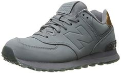 Probably the most famous shoe in New Balance history. The 574 is a clean and classic die cut EVA runner that utilizes ENCAP cushioning technology....