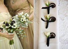 Love these bouquets @Carla Hofer