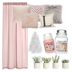 """""""My dream🎆"""" by lwomelsdorf on Polyvore featuring interior, interiors, interior design, Zuhause, home decor, interior decorating, Yankee Candle, M&Co und Allstate Floral"""