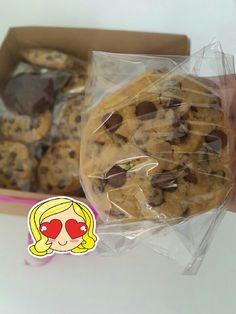 Delicious Chocolate Chip Cookies. Rp 10,000 each