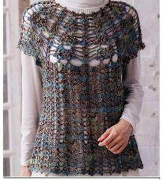 Loza: Top Crochet