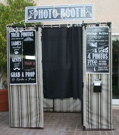 10 Amazing Ideas for Kids' Party Photo Booths