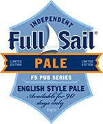 Full Sail Pale: Classic - hard to go wrong with a classic Full Sail Ale