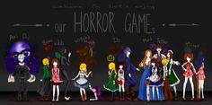 RPG horror Games