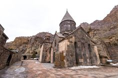 Armenia Travel, Barcelona Cathedral, Mount Rushmore, Most Beautiful, Mountains, Building, Nature, Naturaleza, Buildings