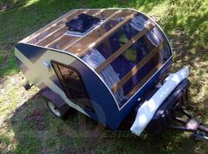 Homemade Teardrop Camper | zach-engle-homemade-teardrop-camper-for-sale-08 - rugged life | rugged ...