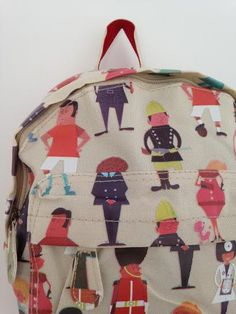 When I Grow Up Personalised Mini Backpack