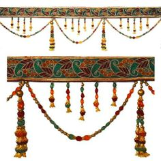 Elegance At Door Toran : Door Hangings / Bandhanwar,Indian Gifts Portal