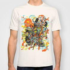 Triefloris T-shirt by Zansky - $18.00