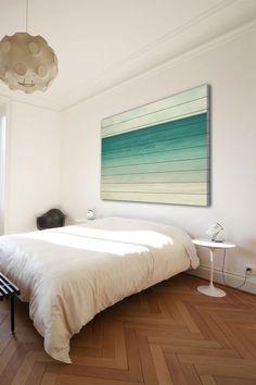 Marmont Hill Inc.   Wonderful World White Wood Wall Art   HauteLook #wallart #homedecor #marmonthill