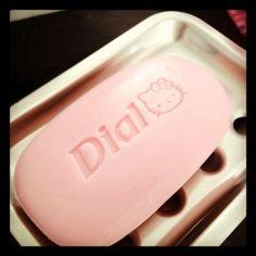 0312 hello kitty dial soap fa