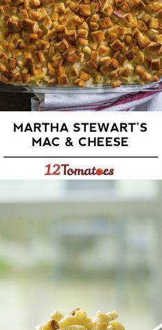 Martha Stewart's Perfect Macaroni and Cheese