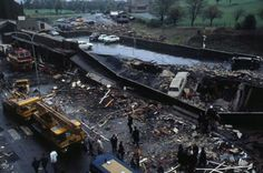Gas explosion at Clarkston Toll, Glasgow, kills 22 people. Bus Pass, Life Pictures, Back In Time, Shopping Center, All Over The World, Glasgow, Abandoned, Travel Inspiration, Scotland