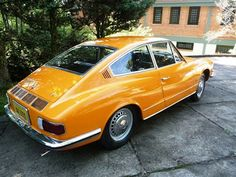 VW Karmann-Ghia TC 1976 - Brasil