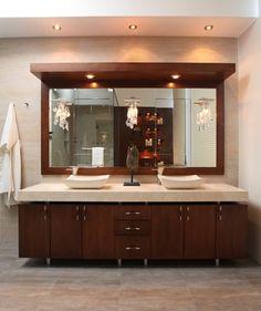 Master Bathroom Sanctuary - contemporary - Bathroom - Los Angeles - Arch-Interiors Design Group, Inc.