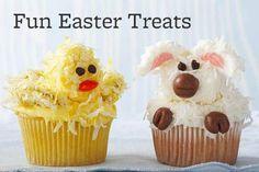 Fun Easter cupcakes cupcakes